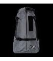 K9 Sport Sack TRAINER Plecak-transporter dla psa na krótsze wycieczki SZARY
