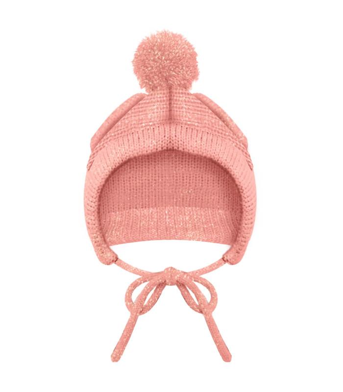 MILK&PEPPER różowa czapka dla psa