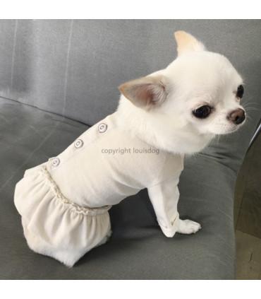 Louisdog. Bluzeczka