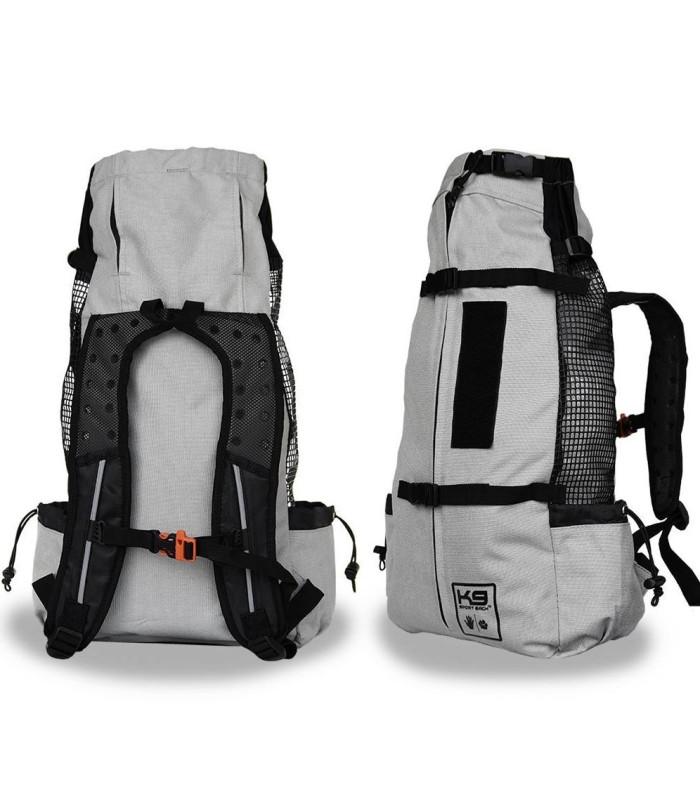 K9 Sport Sack Plecak-transporter dla psa SZARY