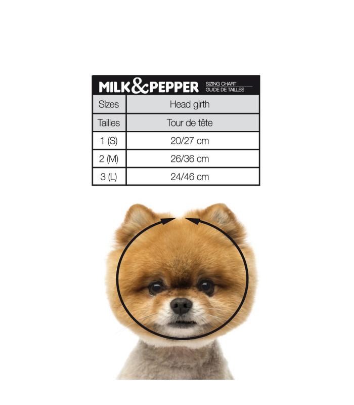 MILK AND PEPPER czapka dla psa MATELOT