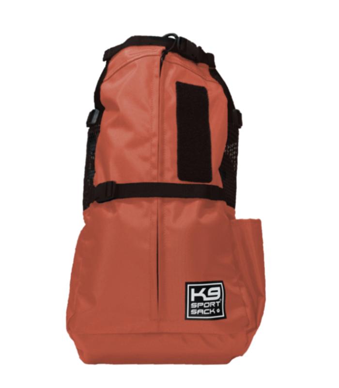 K9 Sport Sack TRAINER Plecak-transporter dla psa na krótsze wycieczki KORALOWY