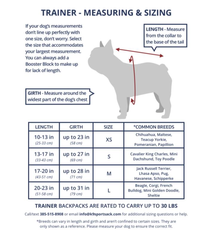 K9 Sport Sack TRAINER Plecak-transporter dla psa na krótsze wycieczki ZIELONY